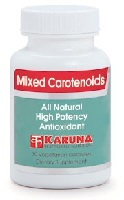 Mixed Carotenoids